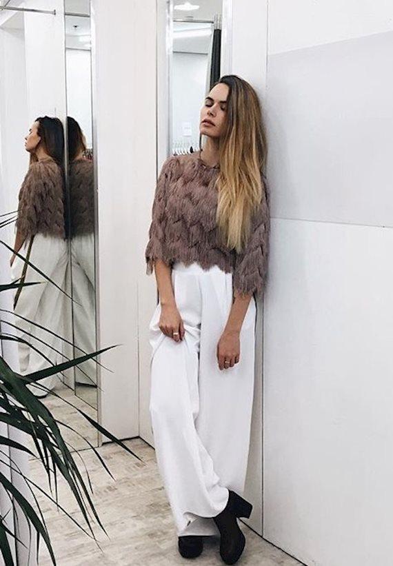 Модный образ в стиле Пижамный ✨