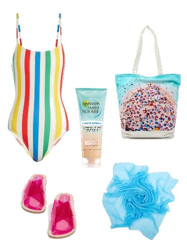 Пляжный набор - сеты модной одежды