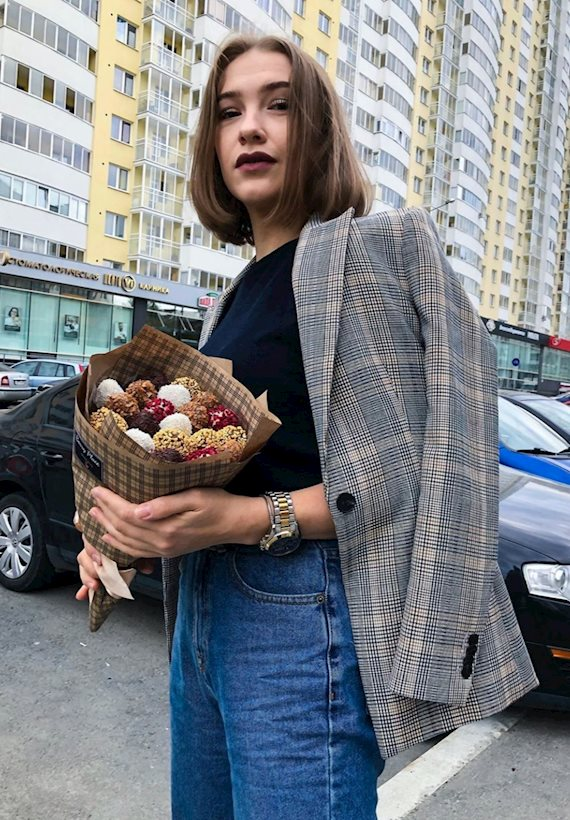 Модный образ в стиле Street style September 20, 2020