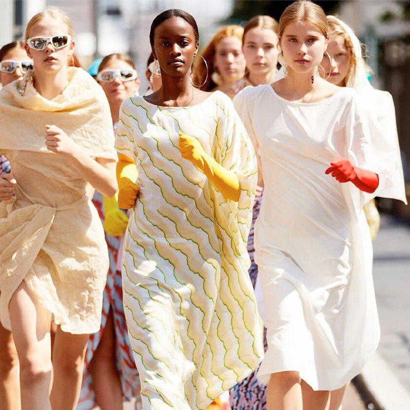 Новый гардероб: Тренды весны