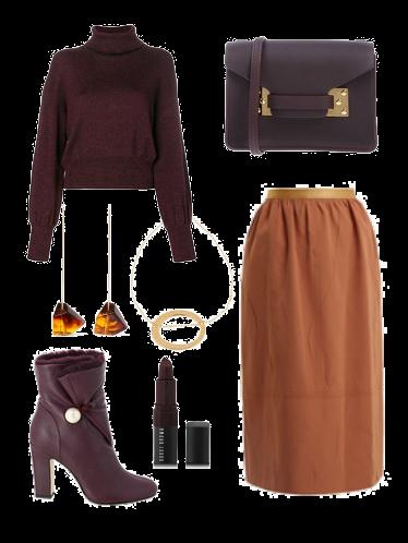 Cherry ochre - сеты модной одежды