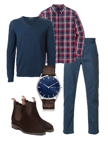 Every day casual - сеты модной одежды