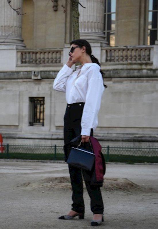 Модный образ в стиле Деловой  business style