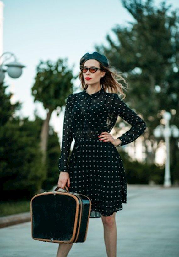 Модный образ в стиле Travel  travel look