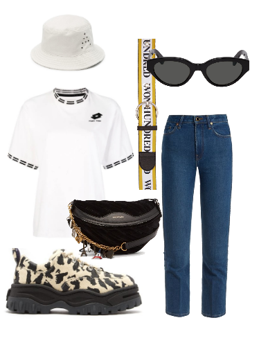 Modern Rave  - сеты модной одежды