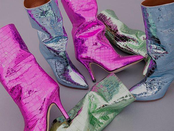 Обувь для дождливой осени 2020