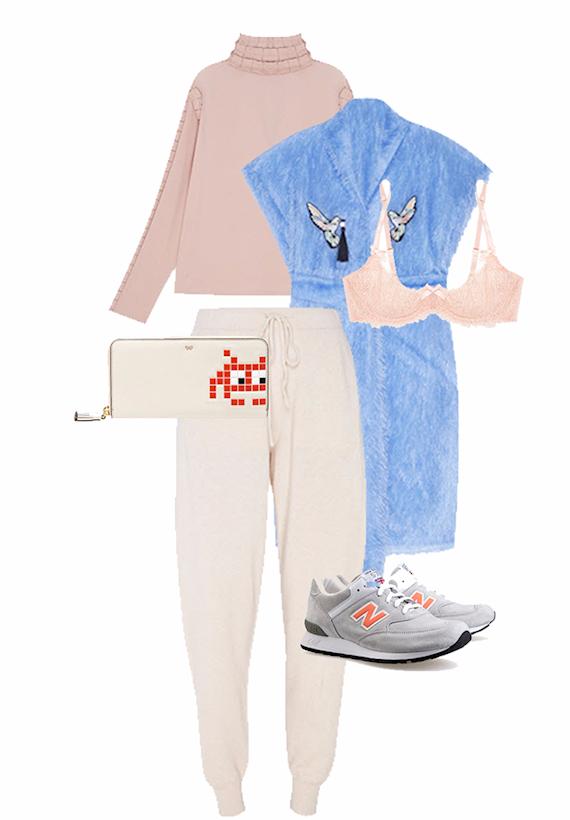 Модный образ в стиле нормкор НОРМКОР